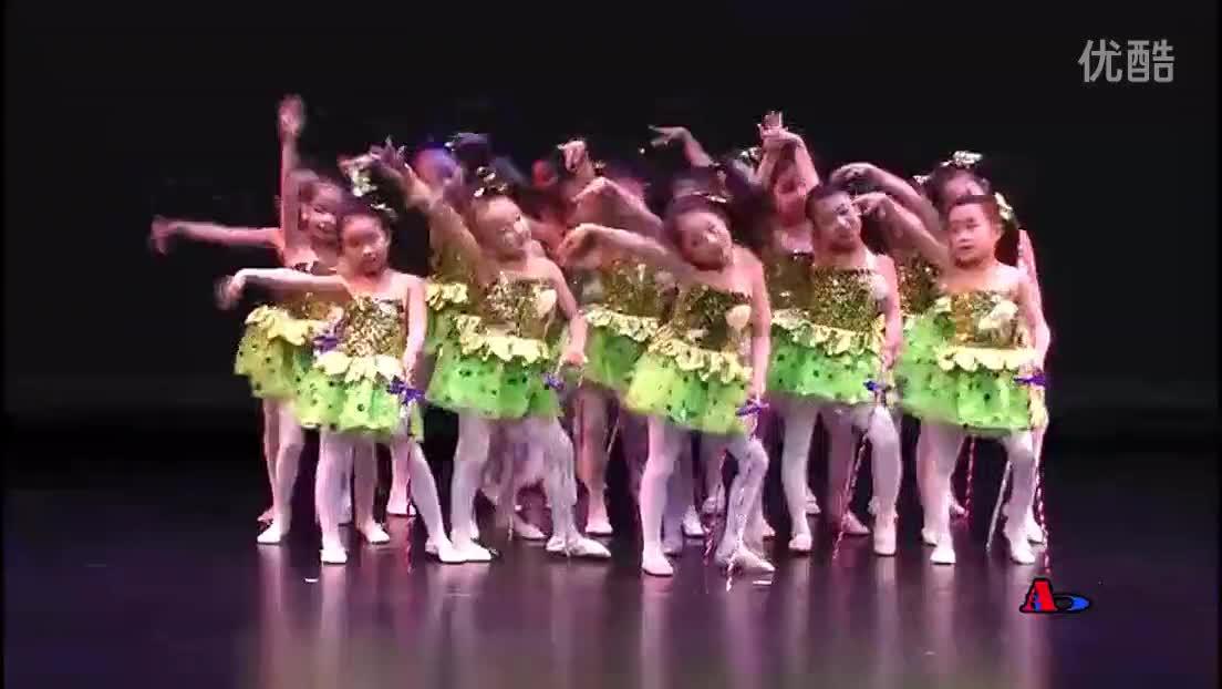 儿童舞蹈: 大眼睛 儿童爵士舞教学视频-免费在线观看