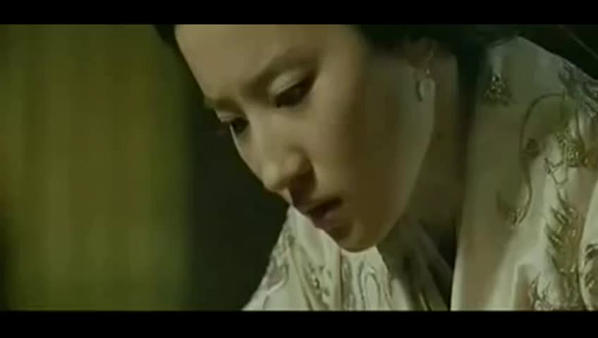 刘亦菲《铜雀台》激情床戏吻戏片段 视频