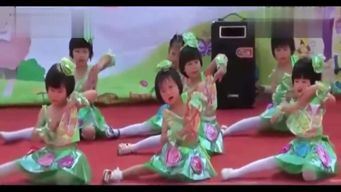 儿童舞蹈- 幼儿舞蹈视频大全最新(幼儿园大中小班)