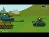 世界 坦克/坦克世界动画小短片42