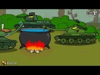 世界 空间 教程/坦克世界动画小短片45