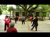 视频直击应美凤木兰扇惜别离-晨练_17173排名新网球王子游戏图片
