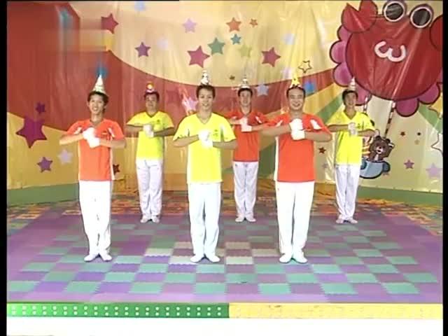 高清花絮 幼儿舞蹈 林老师的舞动世界(第十三辑)- 欢乐圣诞[高清版]图片