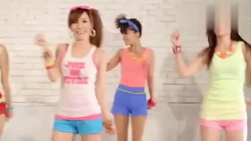舞蹈教学视频自由舞 2012韩国舞蹈大赛 男士舞蹈教学 韩国少女-舞蹈