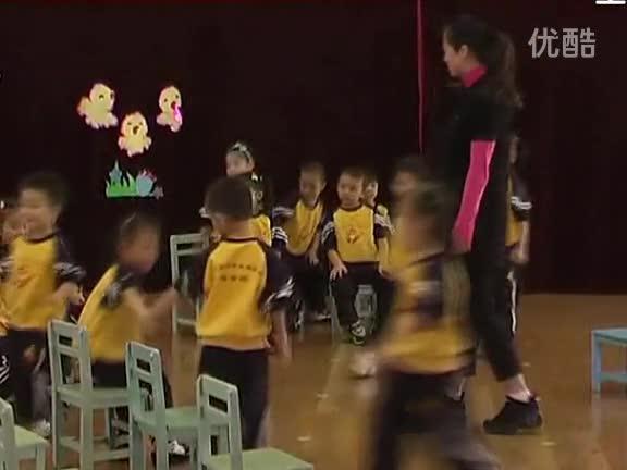 大班打击乐《赛马》汤小艳幼儿园优质课全国第六届