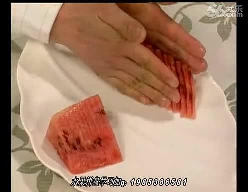 花式水果拼盘做法,水果拼盘的简单做法,酒店水果拼盘的做法-酒店水果