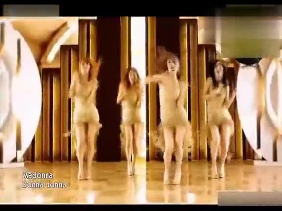 性感美女热舞secret