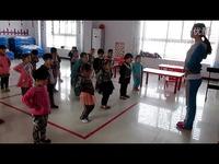 涉县实验幼儿园小班音乐课《洋娃娃和小熊跳舞