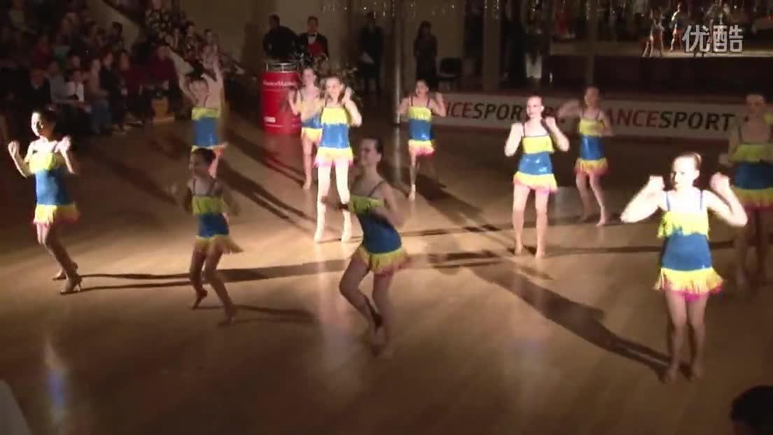 少儿拉丁舞恰恰 恰恰舞曲视频