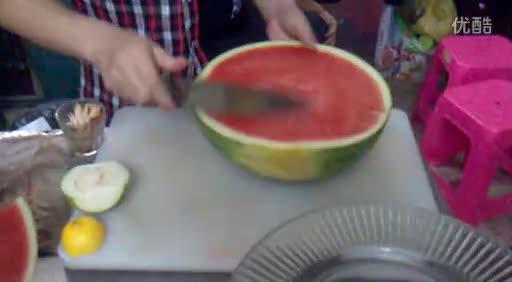 食品雕刻视频 厨师食品雕刻 雕刻视频大全 果盘制作视频 简单果盘雕刻