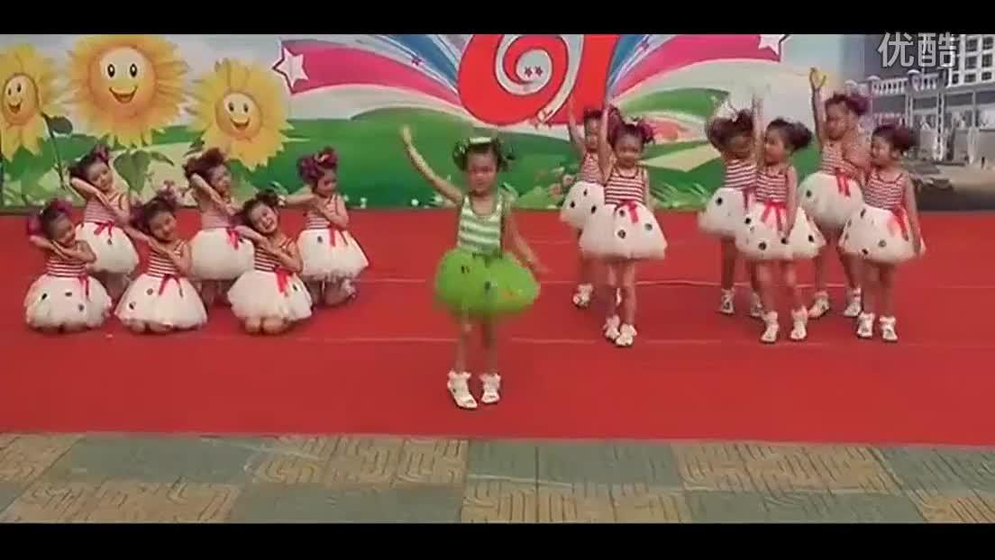 幼儿园小班舞蹈