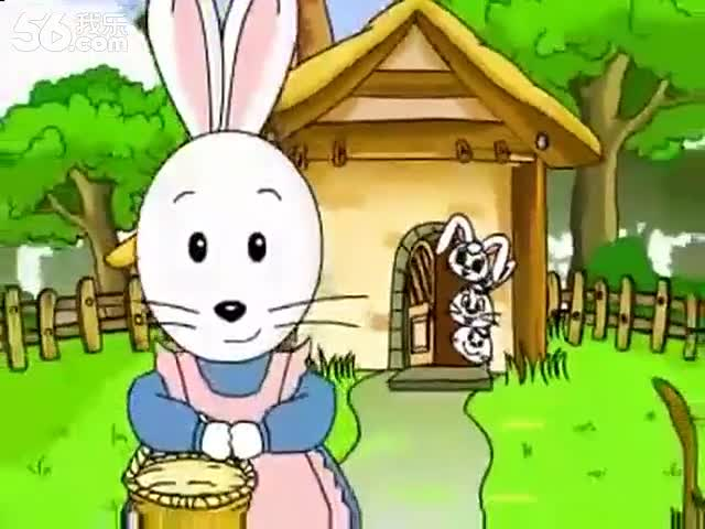小兔乖乖-童话故事 儿童故事大全连续 会片儿歌故事精选 益智故事