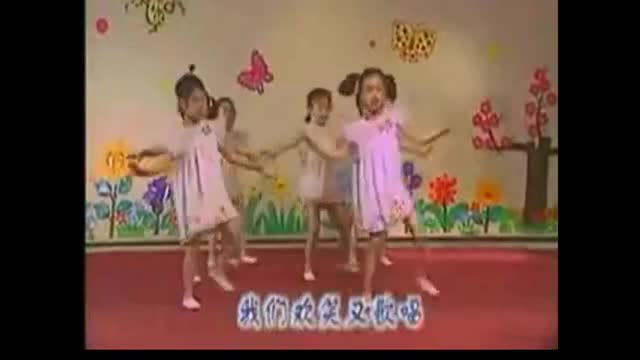 精选少儿舞蹈 赶海的小姑娘2