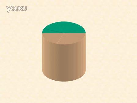 《圆柱的体积公式推导》 (探究类) 小学数学微课暨优秀课例片段评比暨