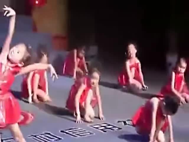 儿童歌曲 幼儿舞蹈花木兰教学