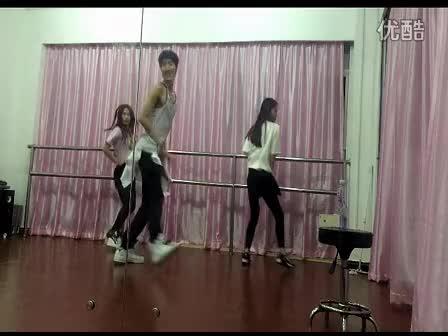 舞蹈 慢动作分解教学 视频 nonono 舞蹈 大学女生 舞蹈表演  nonono