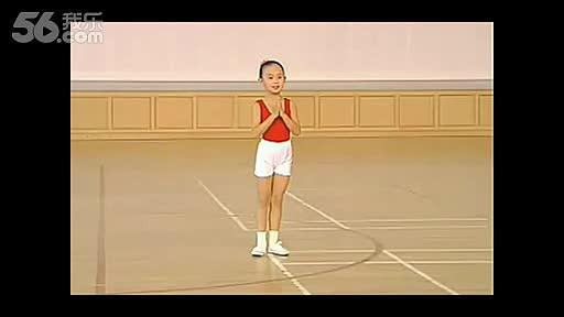 幼儿广播体操世界真美好大公鸡喔喔叫