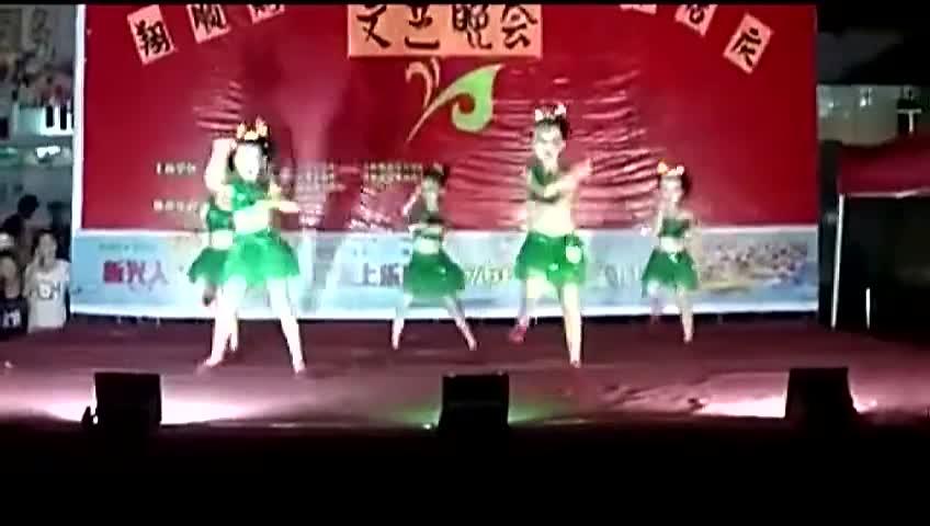 六一儿童舞蹈教学视频-幼儿歌曲