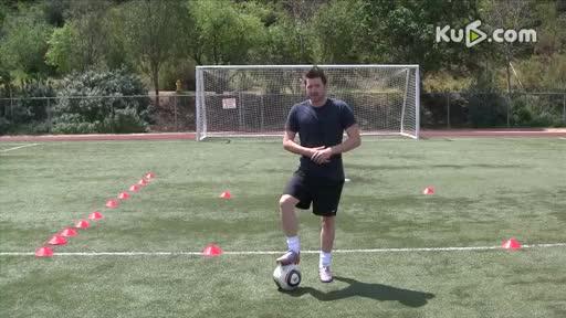科化足球训练教程第八集