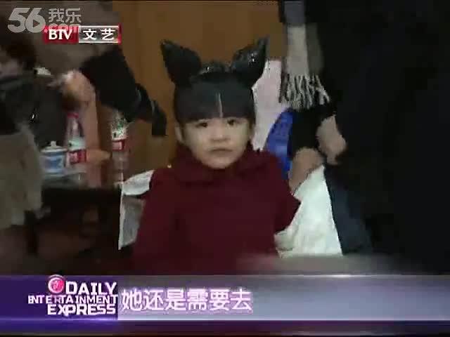 汤刘赵:童装裁剪14插肩袖幼儿罩衣结构制图