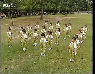 幼儿体操小班动物模仿操