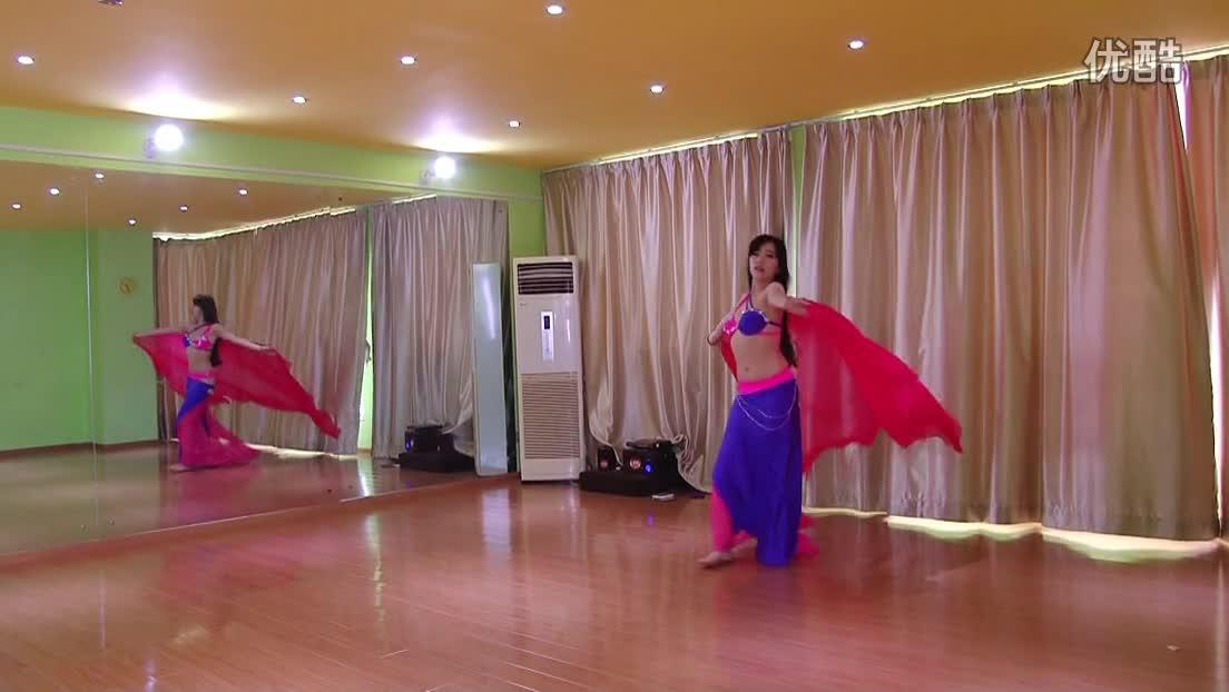 【芒果国际舞蹈会所】肚皮舞美女老师唯美视频