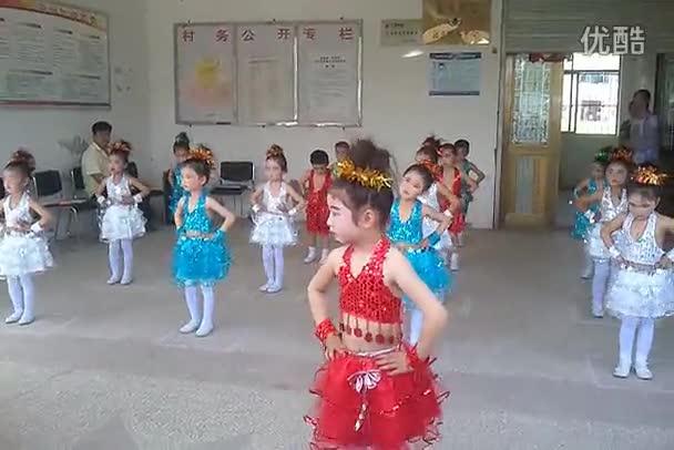 幼儿园儿童节小班舞蹈 《小跳蛙》 高清