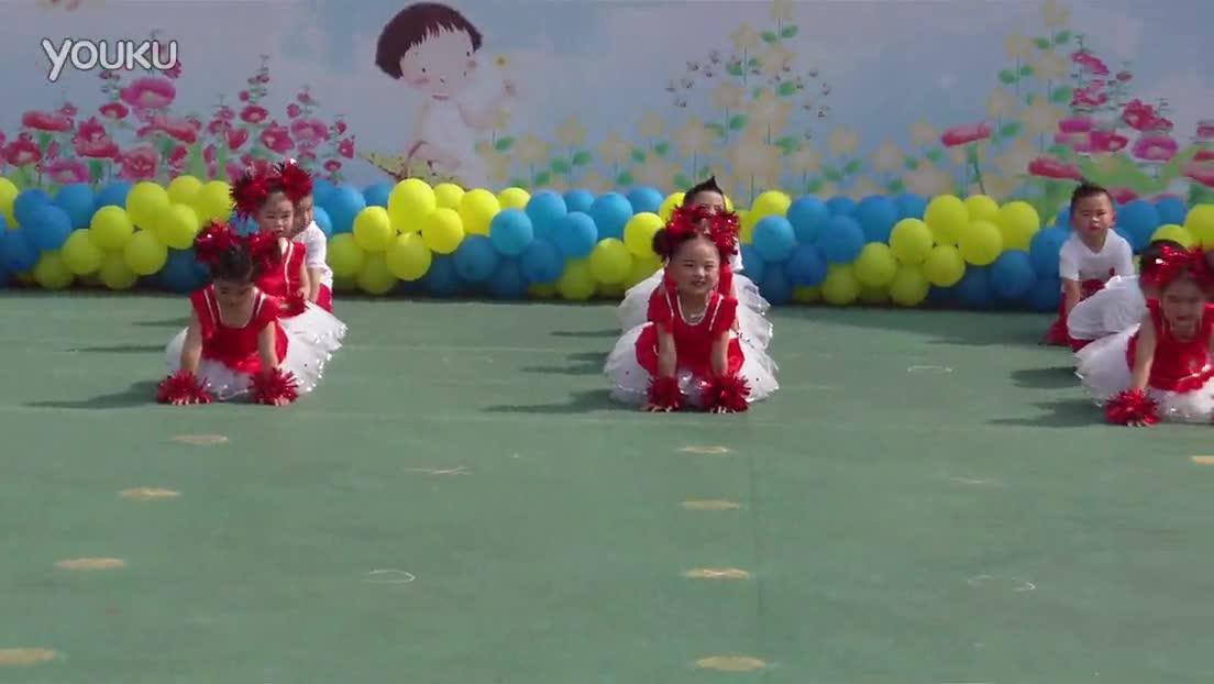"""2014芦岭矿幼儿园六一小班舞蹈视频-"""""""