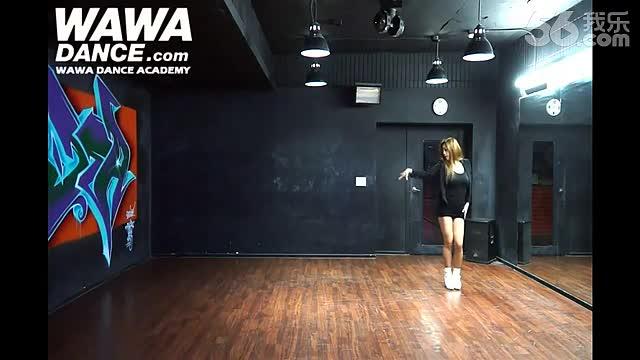 舞蹈教学 韩国性感美女智妍《