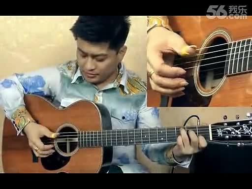 海阔天空古典吉他五线谱