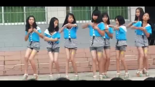 少女时代下载 gee舞蹈教学视频720p