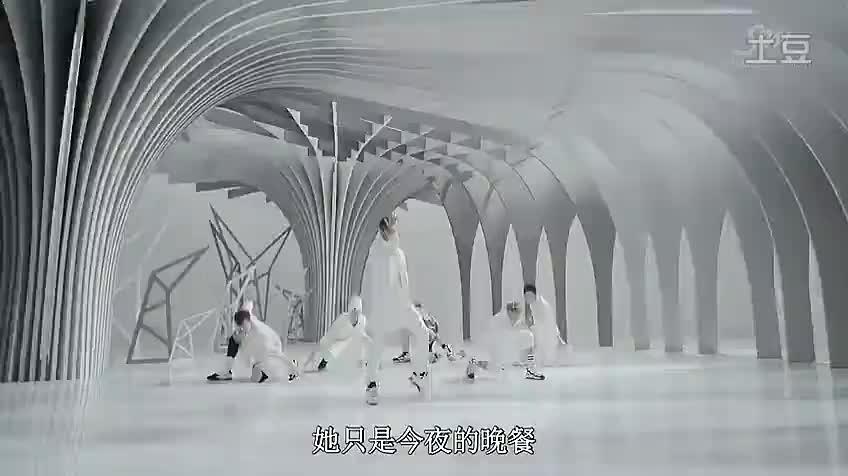 exo狼与美女mv 视频 经典