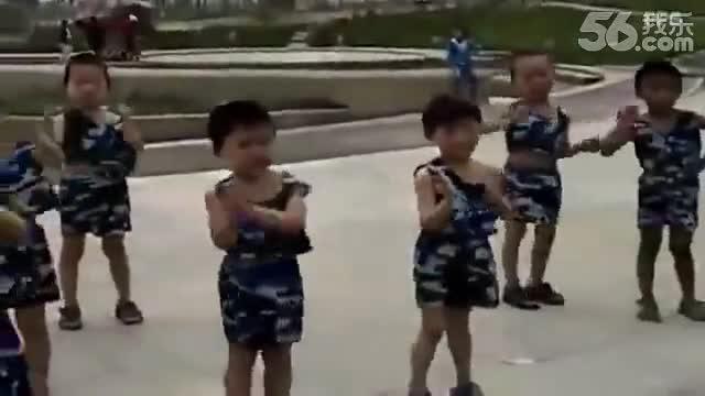 最新视频 幼儿舞蹈 水果拳