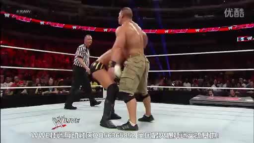 巨石强森 vs 约翰塞纳 巨石强森 vs 约翰塞纳 最新 高清图片