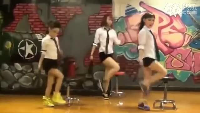 儿童舞蹈 儿童爵士舞蹈视频---青花瓷-视频