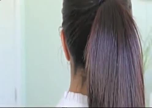 发型编发步骤短片