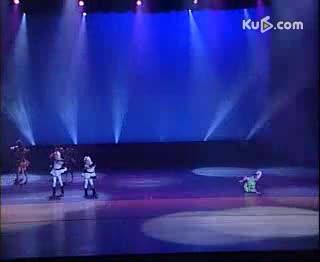 少儿舞蹈 现代舞