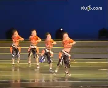 少儿现代舞-360视频搜索