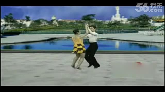 拉丁舞入门教学视频 儿童拉丁舞视频
