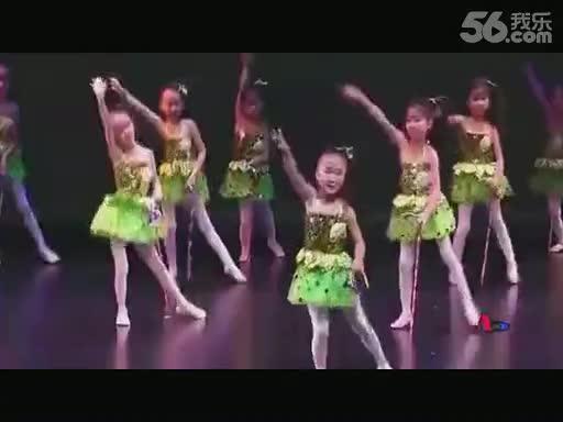 儿童舞蹈《大眼睛》幼儿舞蹈视频大全最新(爵士