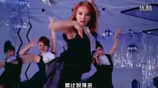 蔡依林舞蹈教学《舞娘》