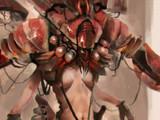 金属与机械的味道 暗黑3国外玩家绘图作品