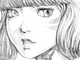 FF14的铅笔素描画:敏菲利亚和猫女