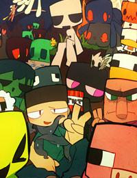 《我的世界》同人图(2)