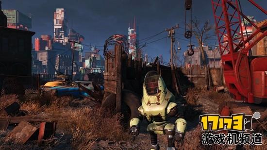 《辐射4》主机版表现评测:PS4版帧数更稳定-17173游戏机频道