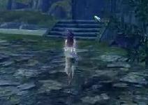 《穹之扉》沐月逛碧粼大泽1