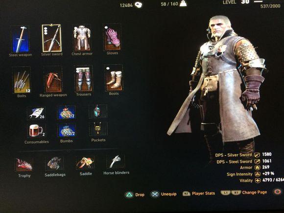 《巫师3 狂猎》纯强攻暴力流加点法-17173游戏机频道