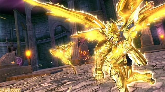 > 《圣斗士星矢 斗士之魂》神战士沙加将参战    撒加是日本动漫《圣