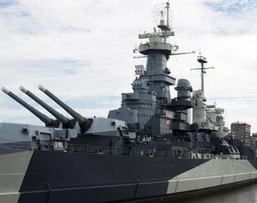 战舰世界历史 土豆解说 华盛顿号成名之路